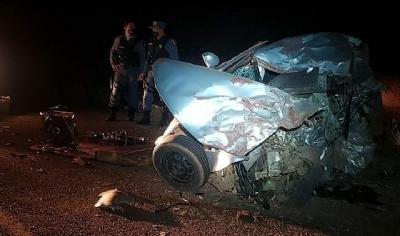 Três pessoas morrem após acidente em rodovia de Mato Grosso