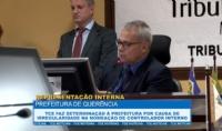 TCE faz determinação à Prefeitura de Querência por irregularidade na nomeação de controlador interno