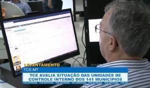 TCE avalia situação das unidades de controle interno dos 141 municípios