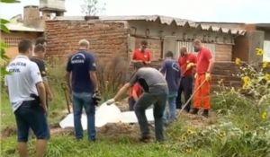 Idosa de 84 anos é morta e enterrada pelos próprios filhos