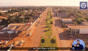 MT em Ação: Caravana da Transformação leva cidadania a Porto Alegre do Norte