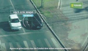 Prefeitura de Cuiabá foca na segurança no trânsito com videomonitoramento
