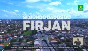 Cuiabá é a 5º Capital do Brasil com maior desenvolvimento