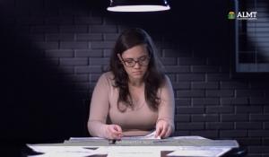 ALMT - Lan�a v�deo com enfoque na viol�ncia contra a mulher 1