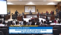 Prefeitura de Nobres deve atualizar base de cálculo de IPTU
