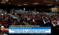 Cuiabá sedia o 1º Laboratório de Boas Práticas de Controle Externo