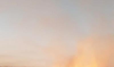 PRF prende dois homens acusados de provocar incêndio em mata na beira de estrada
