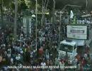 Parada Gay reuniu milhares de pessoas em Salvador