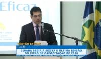 Última edição de 2018 do ciclo de capacitação Gestão Eficaz é realizada em Cuiabá