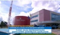 Pleno julga representação envolvendo Assembleia Legislativa