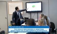 TCE-MT monitora planejamento estratégico da Prefeitura de VG