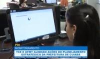 TCE monitora planejamento estratégico da Prefeitura de Cuiabá