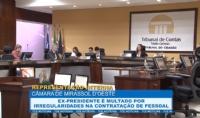 Ex-presidente da Câmara de Mirassol é multado por irregularidades na contratação