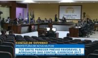 TCE emite parecer de contas municipais, entre elas da prefeitura de Nobres