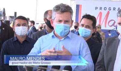 Em Cuiabá, Delegacia de Roubos e Furtos de Veículos é entregue totalmente reformada e ampliada