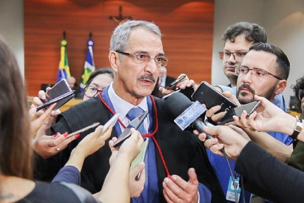 Após constantes adiamentos em sessões do Pleno, presidente do TJ propõe remanejar processos