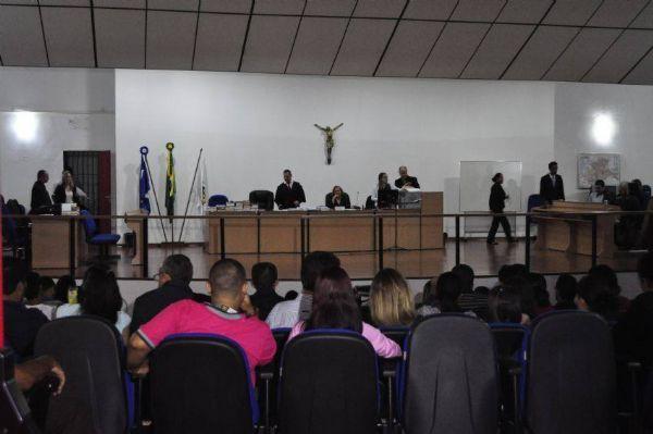 Tribunal de Júri de Cuiabá