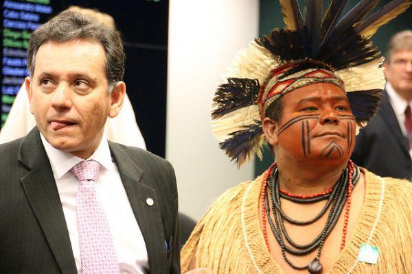 STF autoriza investigar Nilson Leitão por favorecimento a criminosos na PEC de demarcação de  Terras Indígenas