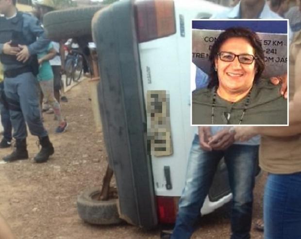 Jovem que atropelou e matou vice-prefeita recebe liberdade provisória
