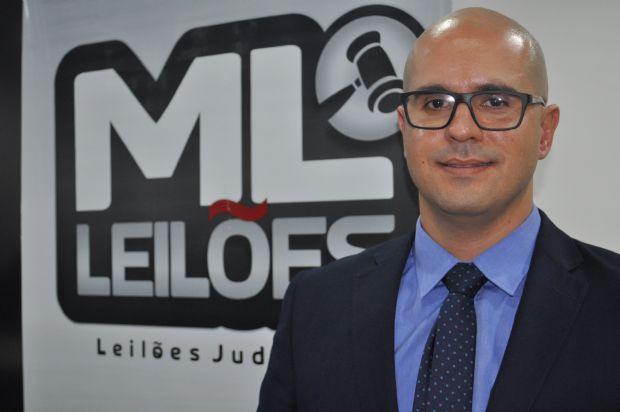Silvio Moura, presidente da ML Leilões