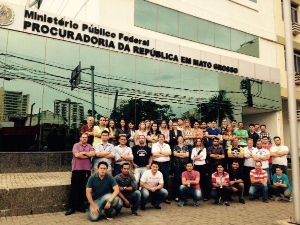 Servidores da Procuradoria da República entram em greve com lista de reivindicações