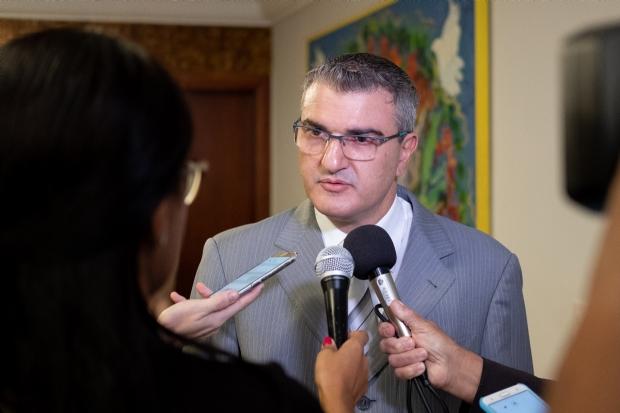 Novo procurador-geral vê salários do MP em risco se não houver repasse de duodécimo