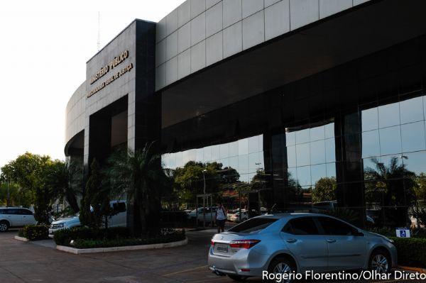 MPE pede informações a Emanuel Pinheiro sobre plantio de palmeiras