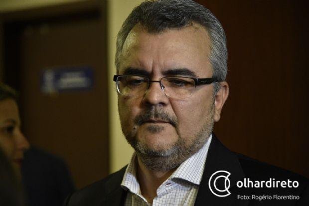 No Dia do Advogado, ex-secretário Paulo Taques deixa Centro de Custódia;   veja vídeo