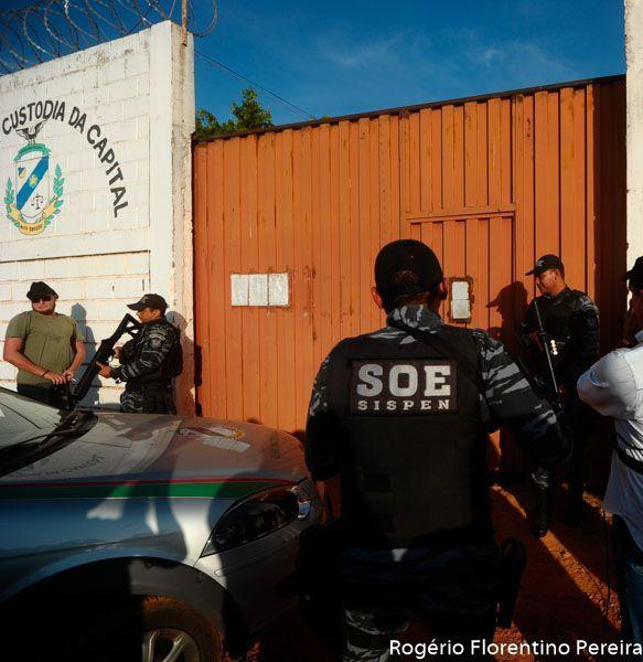 Advogados presos na operação BB PAG dividem espaço penitenciário com Silval e Riva