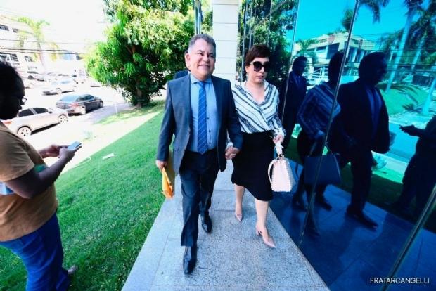 Sebastião Carlos acusa Selma Arruda de arrastar processo sobre suposto 'caixa 2' e TRE nega pedidos de senadora
