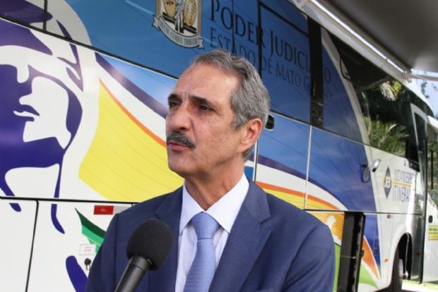 Desembargador Carlos Alberto é o novo presidente do TJ de Mato Grosso