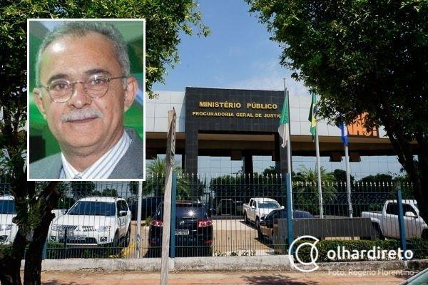 Ouvidoria do MP recebe nova denúncia contra tenente-coronel da PM acusado de acúmulo de funções