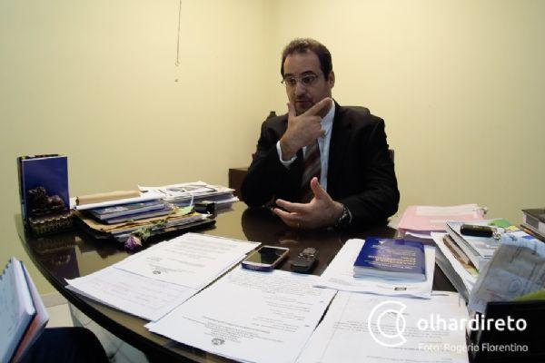 Juiz Tulio Duailibi, em entrevista