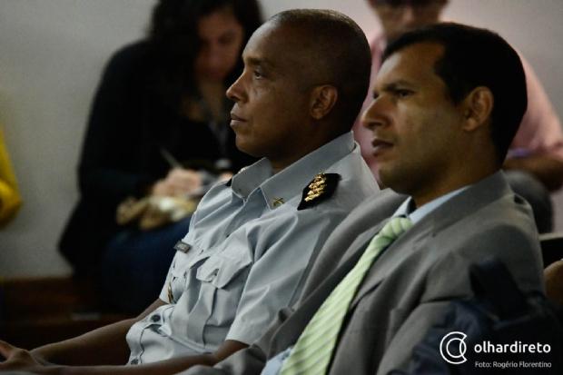 Após 60 dias de suspensão, 'Grampolândia Pantaneira' retoma processo contra PM´s