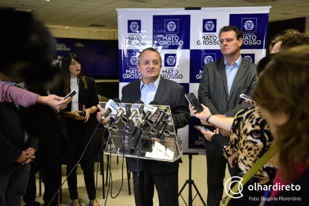 Defensoria Pública notifica Pedro Taques por repasse de R$ 15 milhões do duodécimo