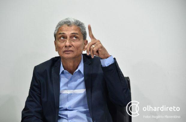 Neurilan Fraga, presidente da AMM