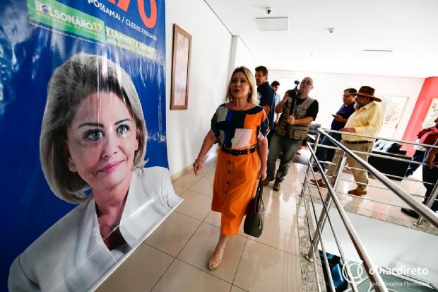 Parecer do TRE aponta irregularidades e pede reprovação de contas de Selma