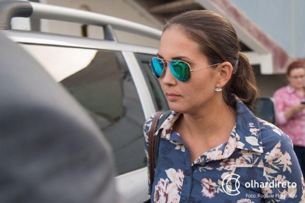 TJ retira tornozeleira de tenente acusada por morte de aluno