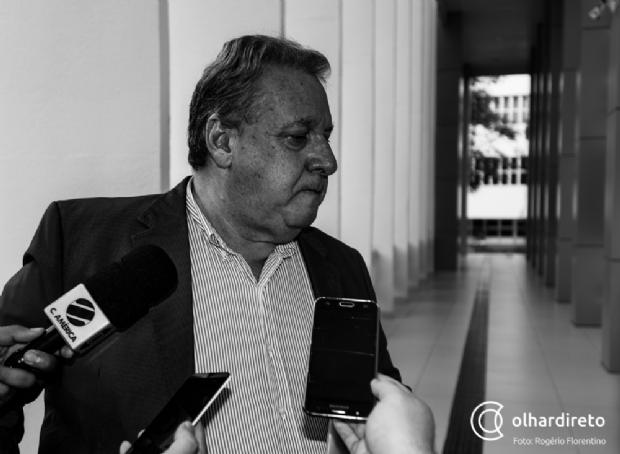 TJ condena Romoaldo a pagar multa por contratar empresa sem licitação
