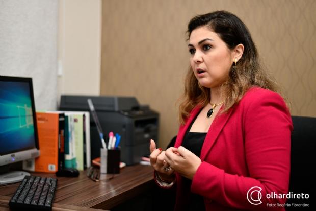 A advogada Adriana Cardoso