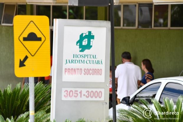 Paciente que ficou em maca por 6h após cirurgia no antigo Jardim Cuiabá será indenizado em R$ 15 mil