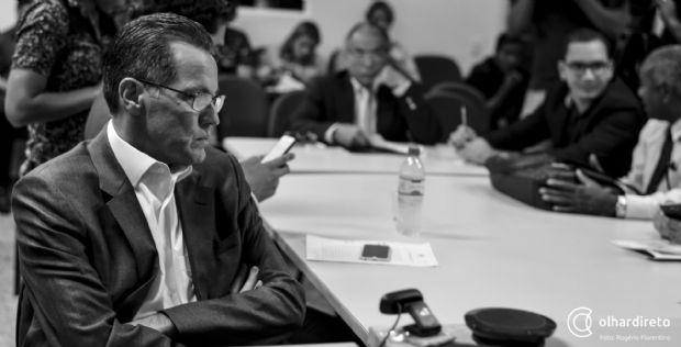 Juiz bloqueia R$ 1,2 milhão de Silval, ex-secretários e deputado estadual