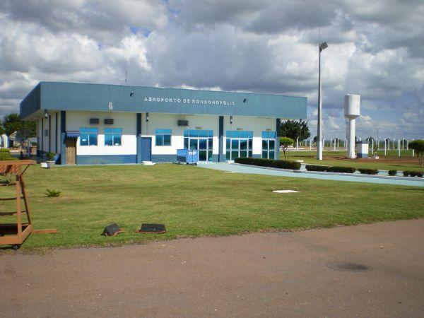 Obras do aeroporto de Rondonópolis são suspensas por superfaturamento no valor de R$ 7,5 milhões