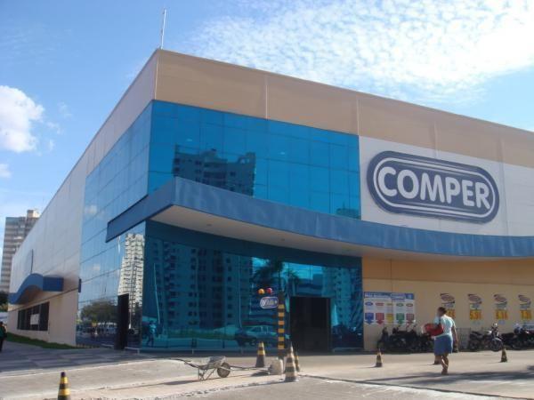 TJ nega pedido de despejo contra Supermercado Comper de Cuiabá