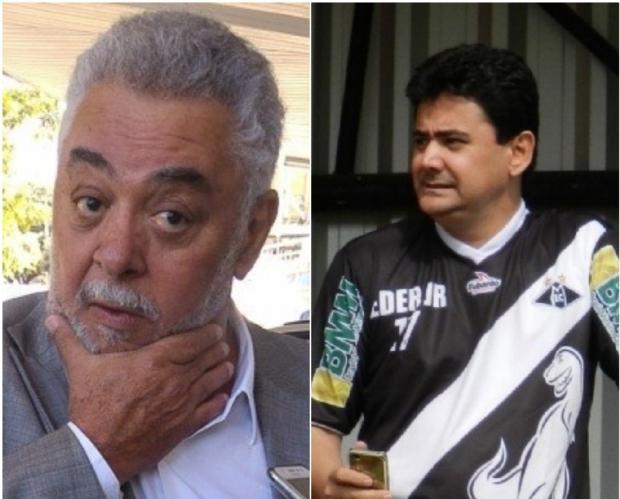 Percival, Eder Moraes e outros cinco viram réus por desvio de R$ 12 milhões; usado para pagar dívidas