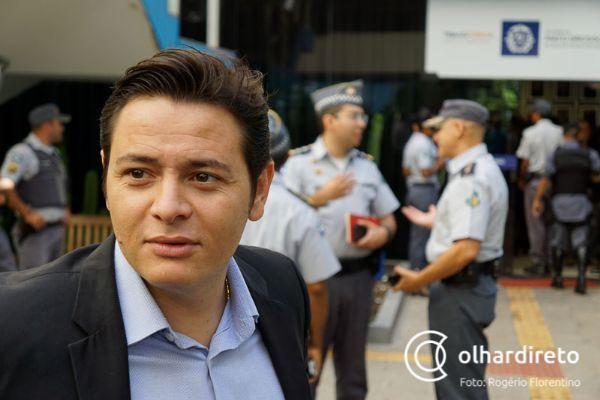 Fábio Galindo, que deixou o governo em 2016