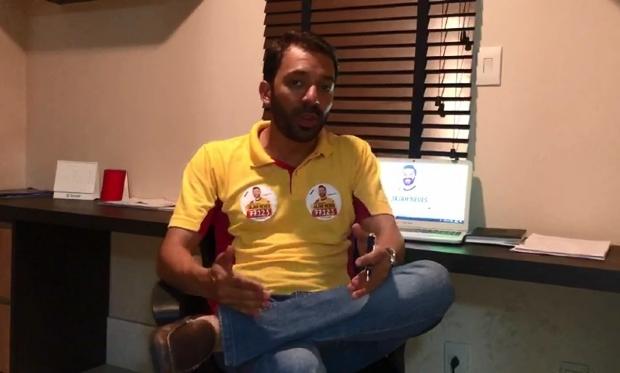 Julgado inelegível pelo TRE, Jajah se diz vítima de 'maldosos' e promete continuar campanha