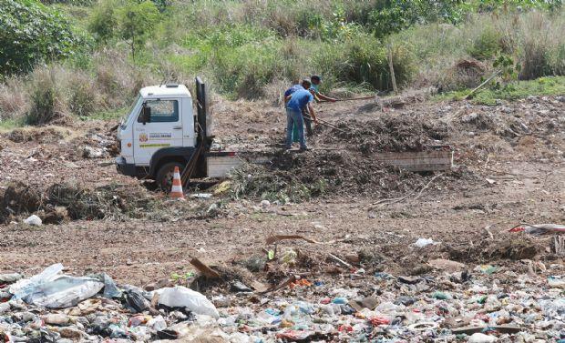 Empresários exploram catadores em situação precária no lixão de Várzea Grande, denuncia MP