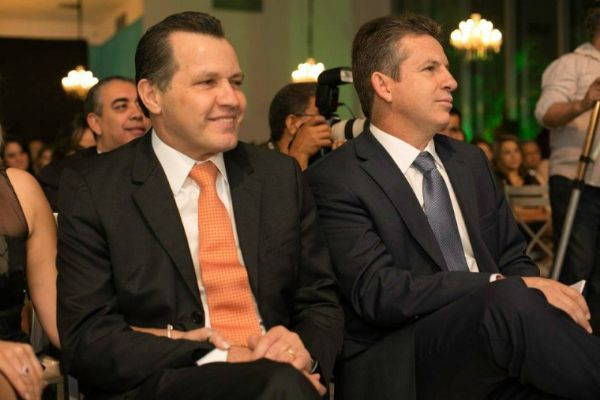 Ex-prefeito de Cuiabá Mauro Mendes era sócio de Silval Barbosa