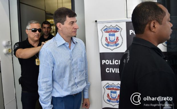 Ex-secretário de Fazenda pede indenização pelos quase 2 anos preso